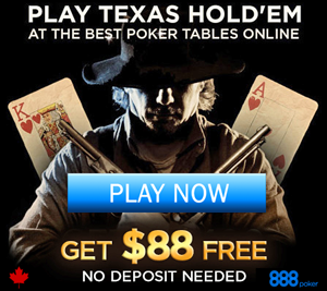 Play Online Poker In Canada