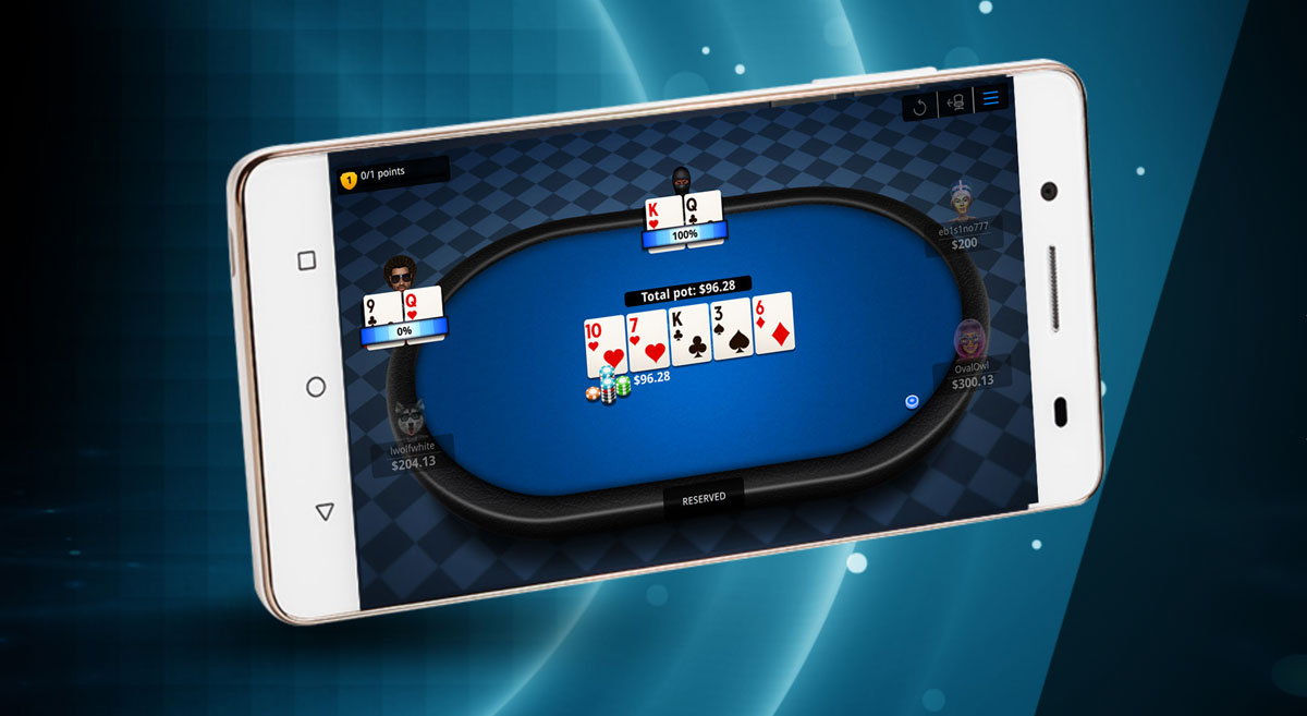 888 Poker Android App Download