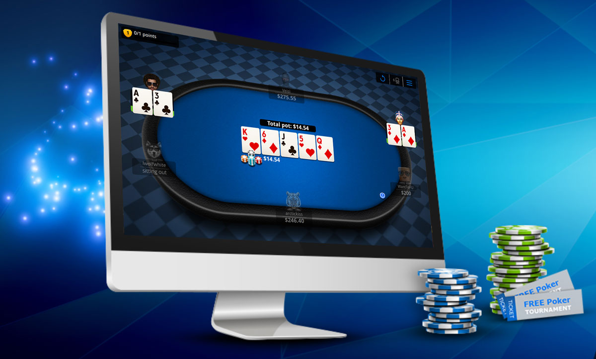888 Poker PC Download