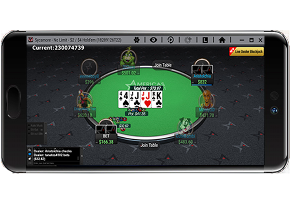 Americas Cardroom Android App Download