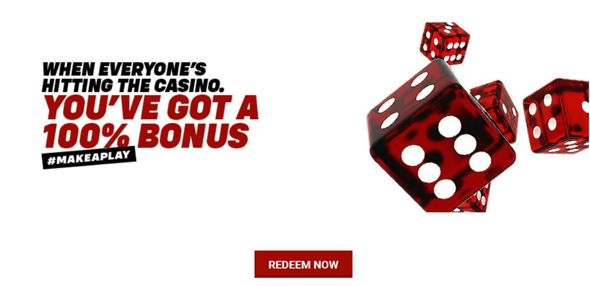 Casino Bonus Code Bodog