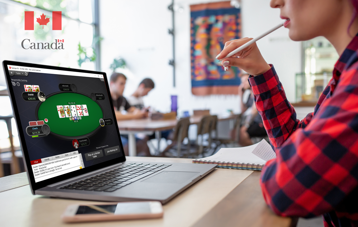 Play Poker Online Canada