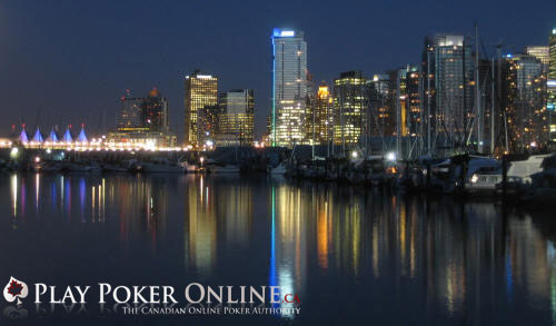 Play Poker in Vancouver Poker Rooms